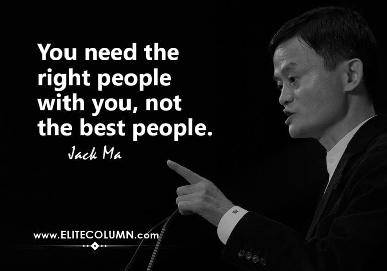 45 Jack Ma Quotes That Will Motivate You