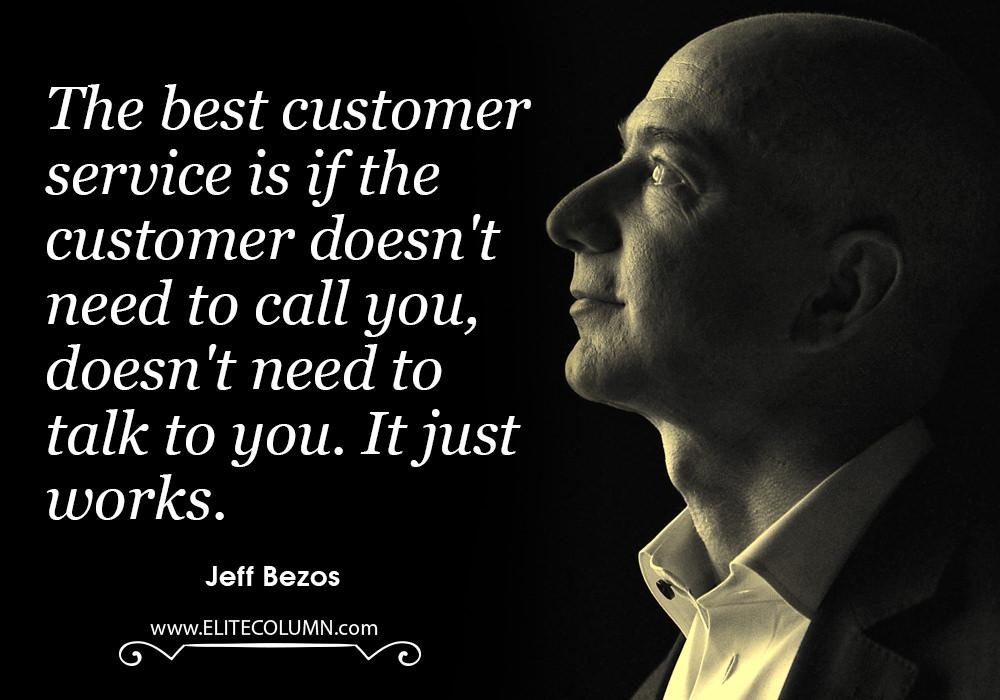 Jeff Bezos Quotes (5)