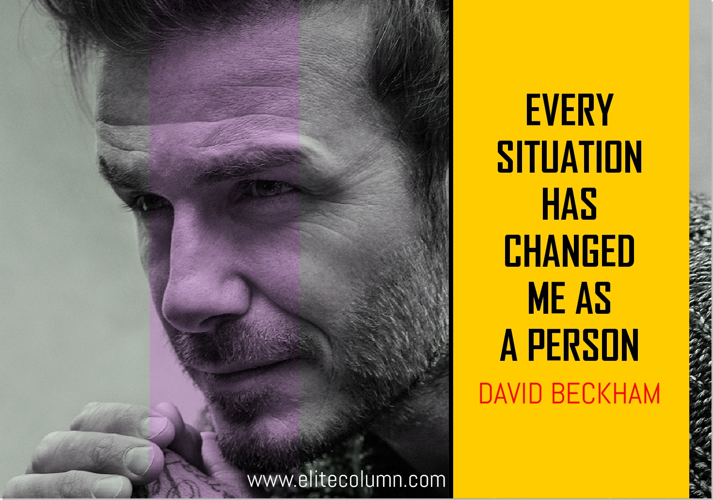 David Beckham Quotes (1)