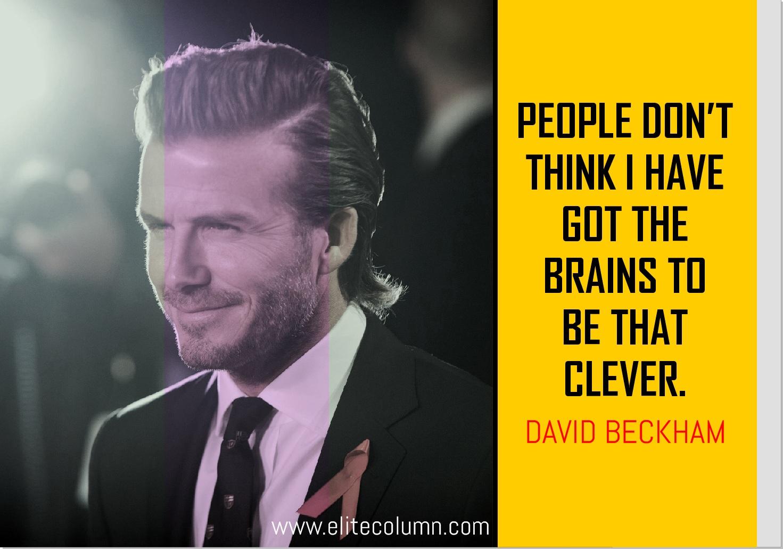 David Beckham Quotes (8)