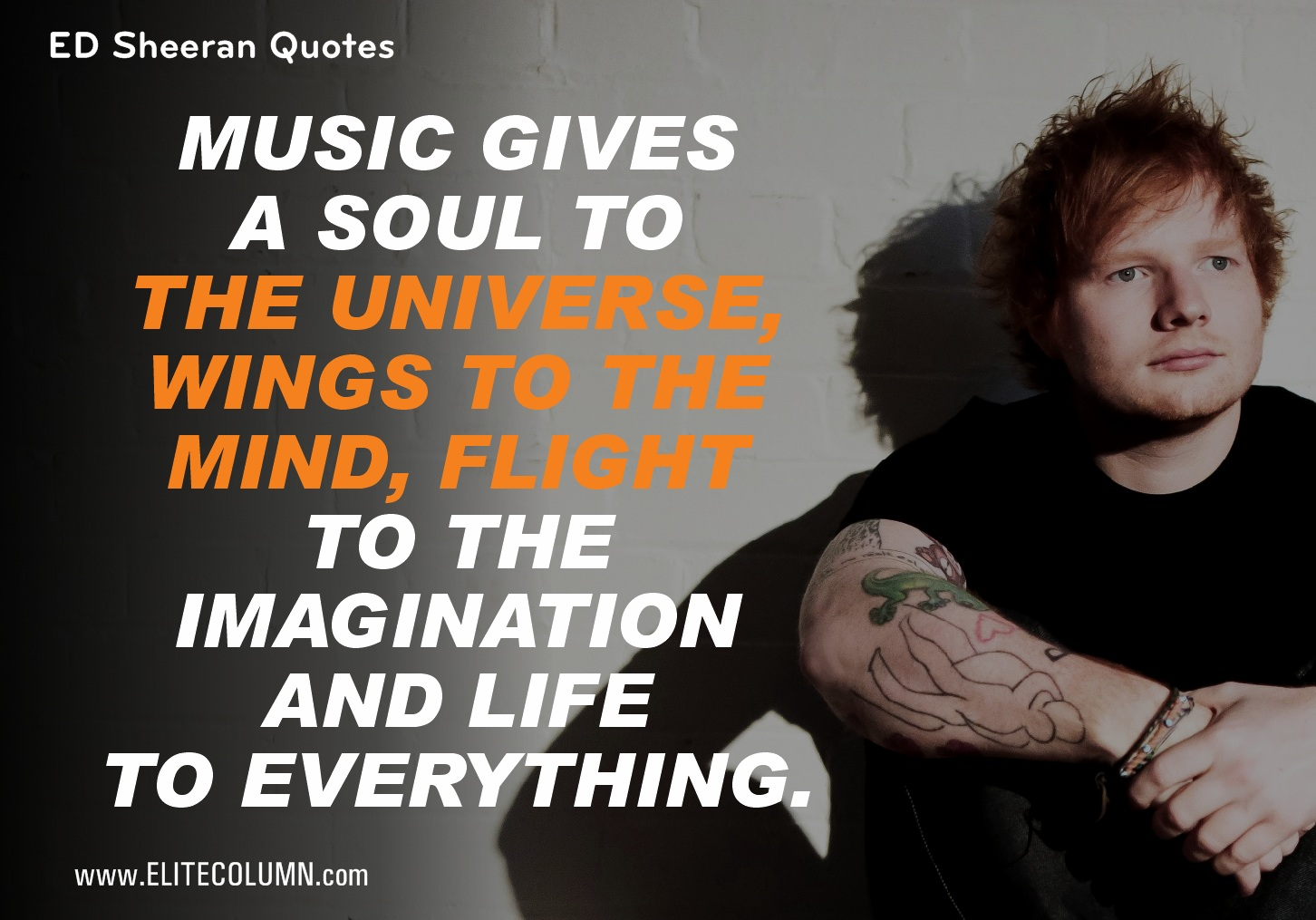 Ed Sheeran Quotes (10)