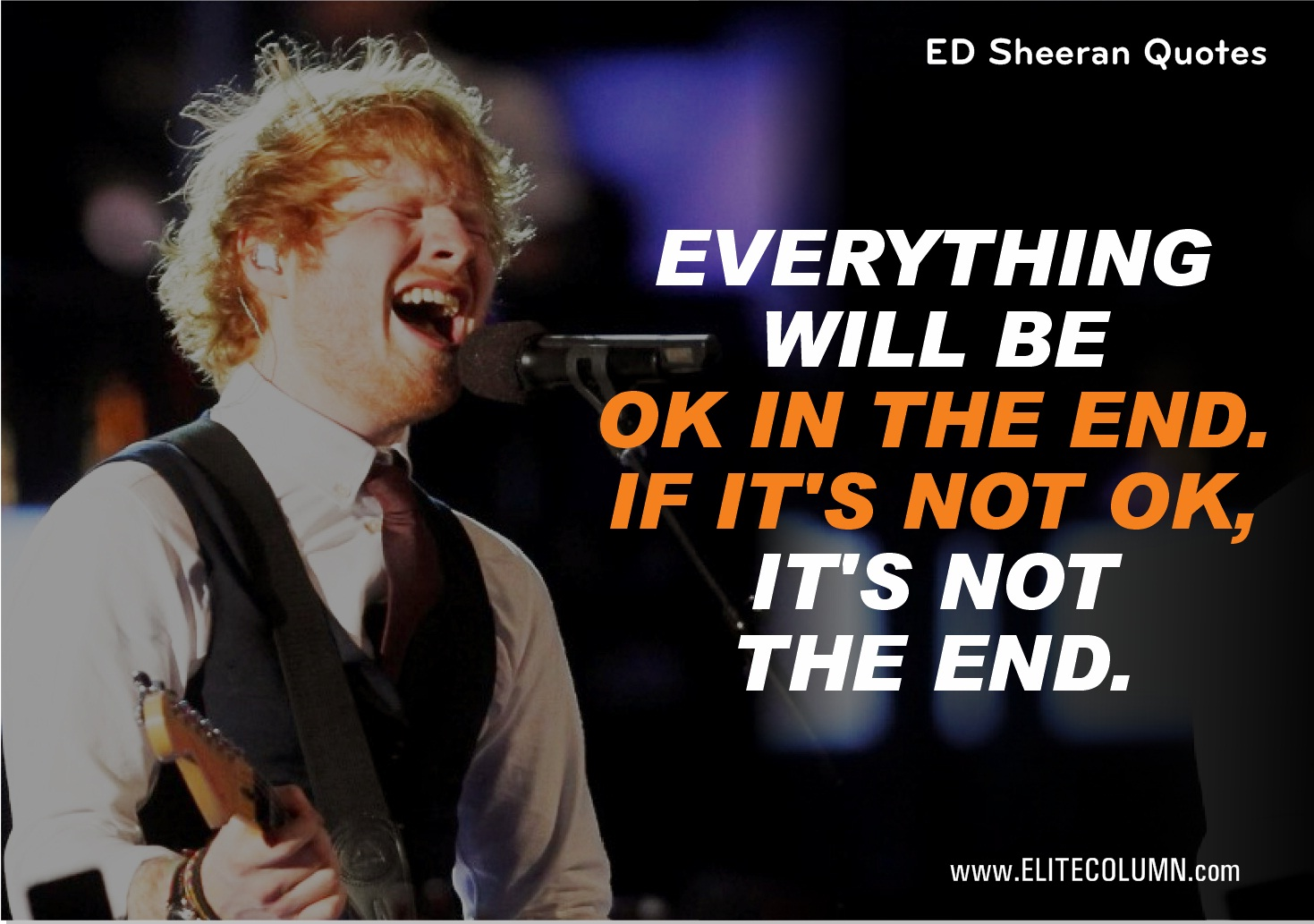 Ed Sheeran Quotes (2)