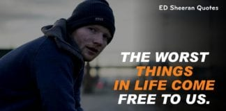Ed Sheeran Quotes (6)