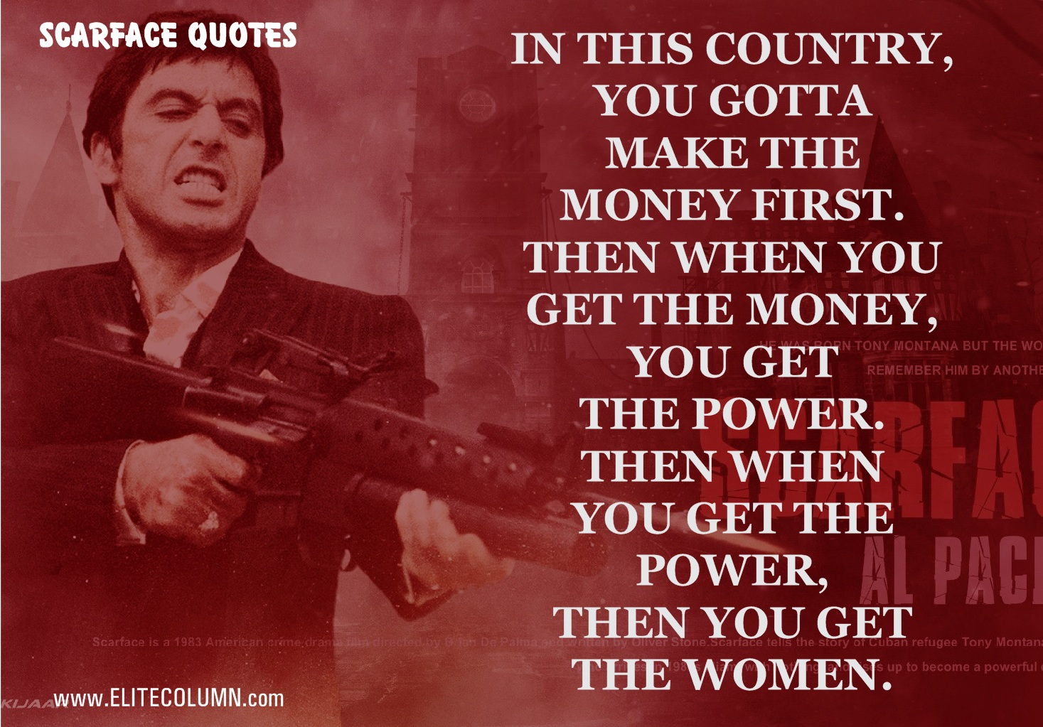 Scarface Quotes (14)