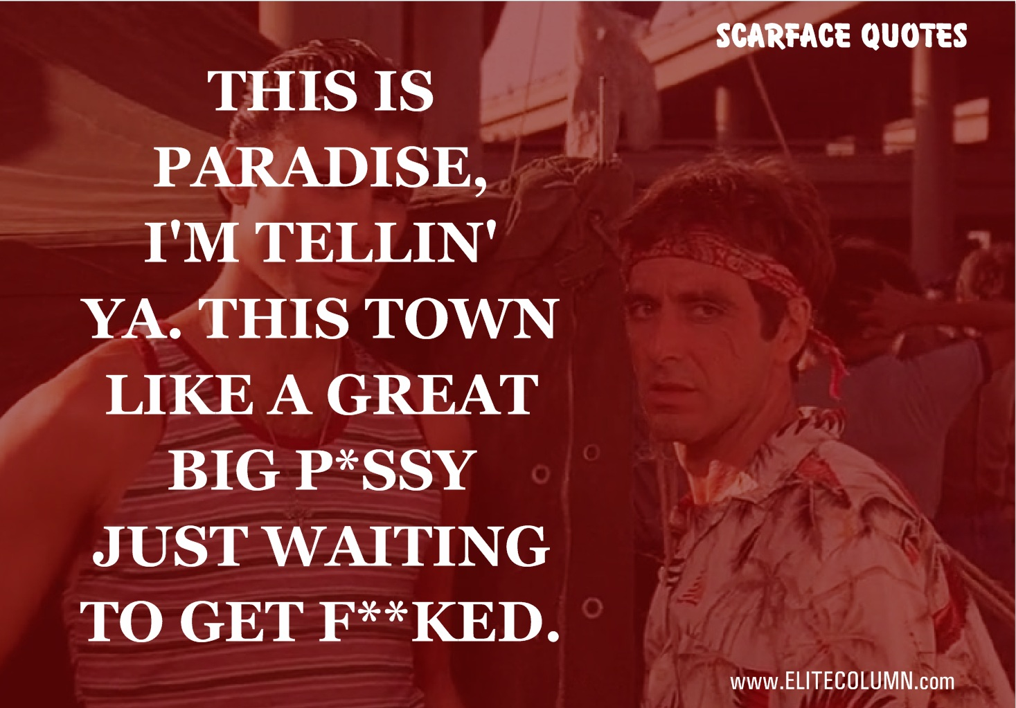 Scarface Quotes (5)