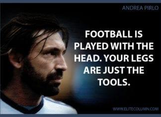 Andrea Pirlo Quotes (4)