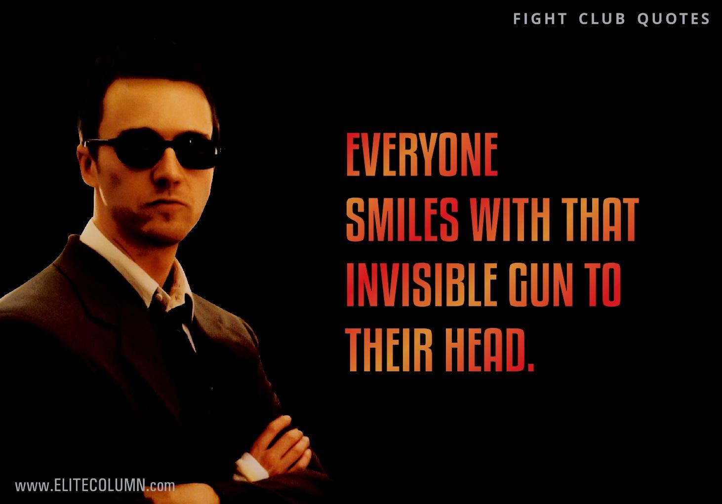 Fight Club Quotes (10)
