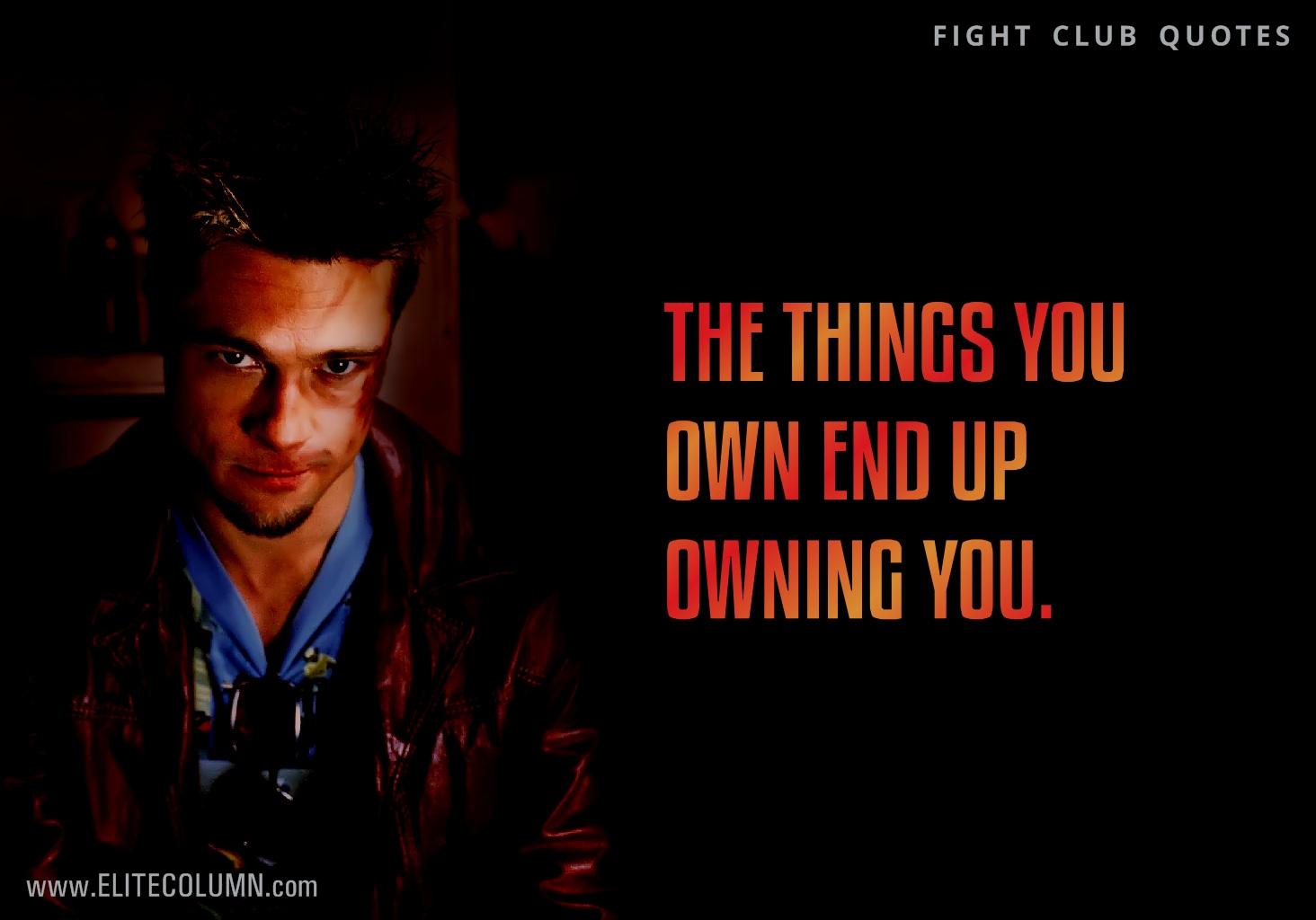 Fight Club Quotes (5)