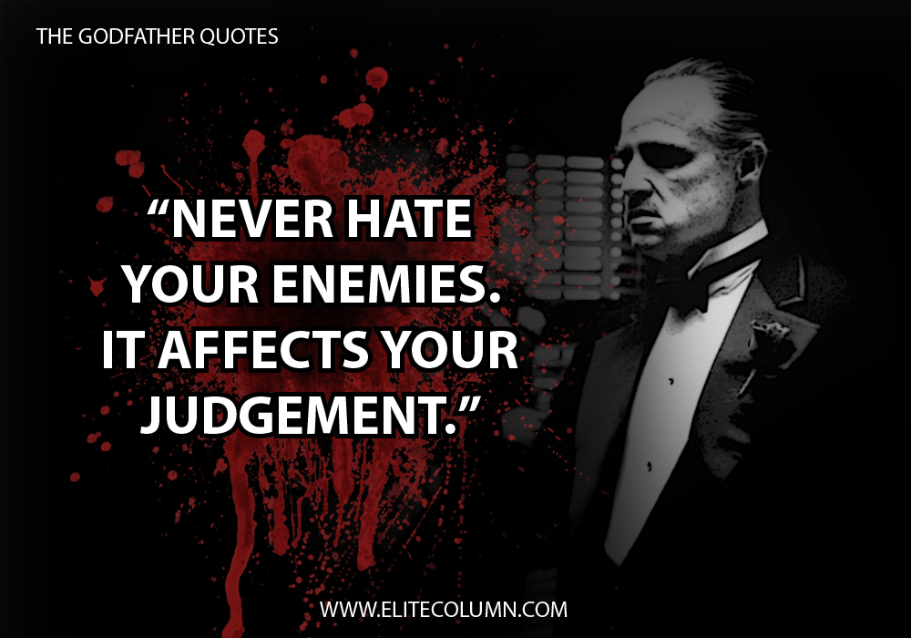 The Godfather Quotes (6)