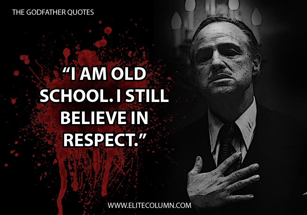 The Godfather Quotes (7)
