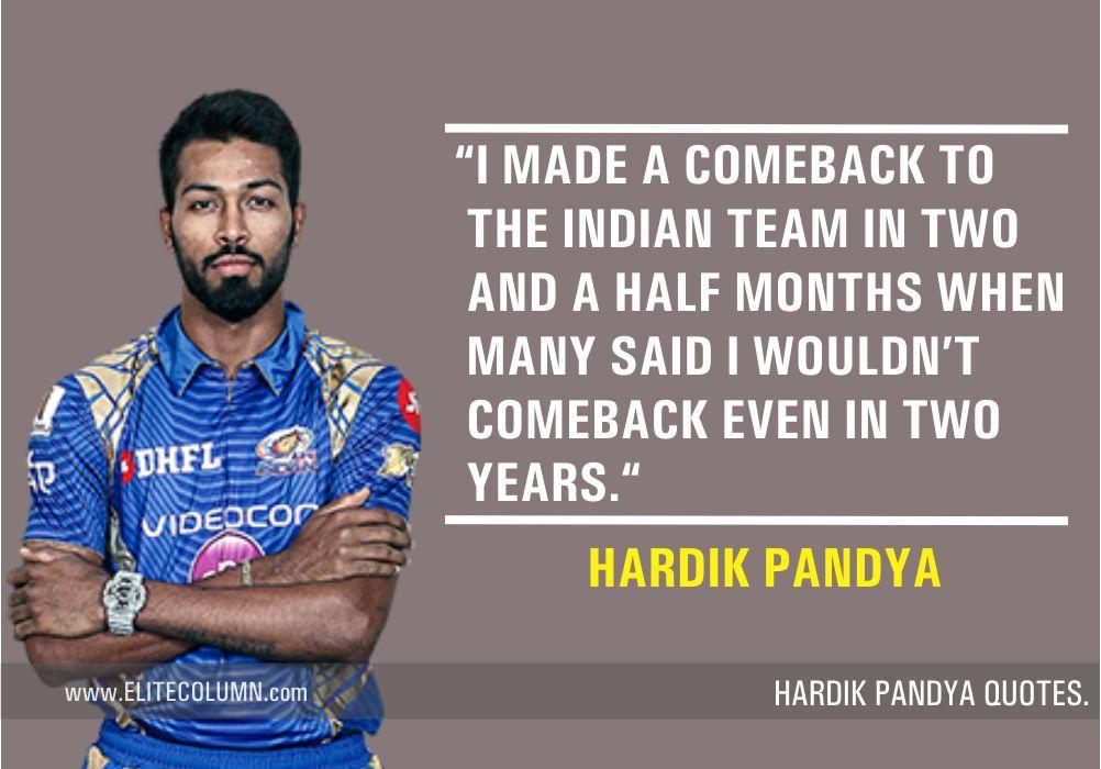 Hardik Pandya Quotes (8)
