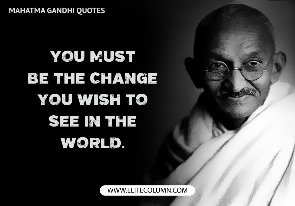 Mahatma Gandhi Quotes (1)