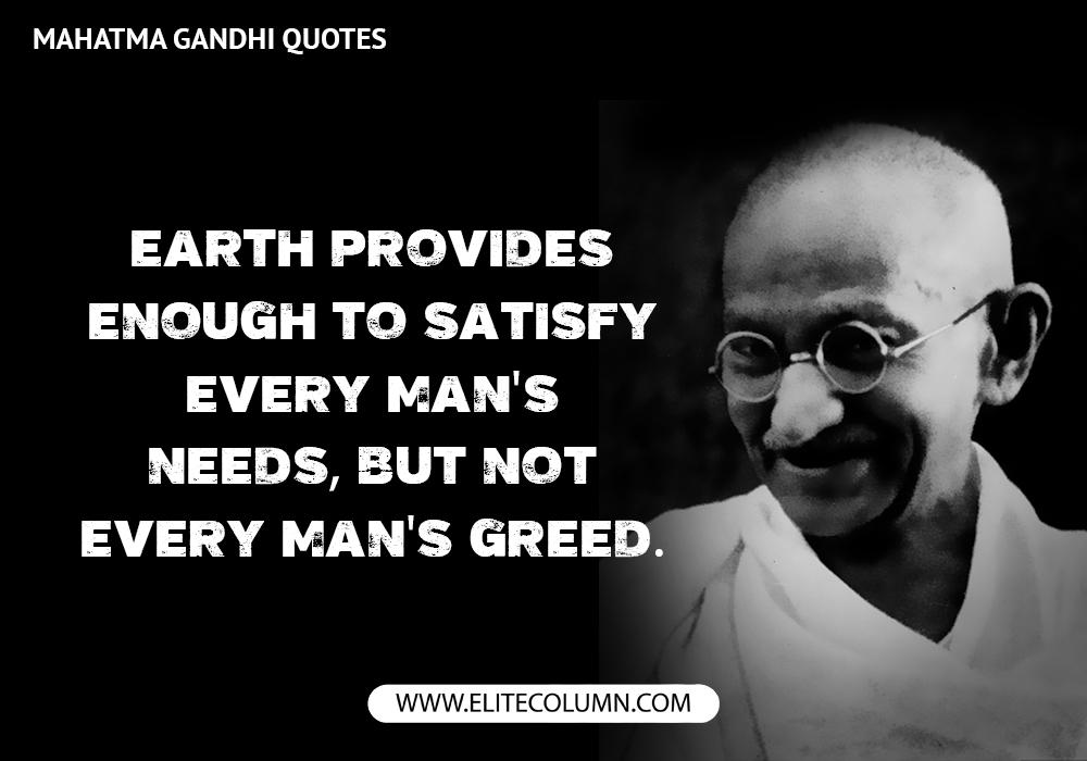 Mahatma Gandhi Quotes (5)