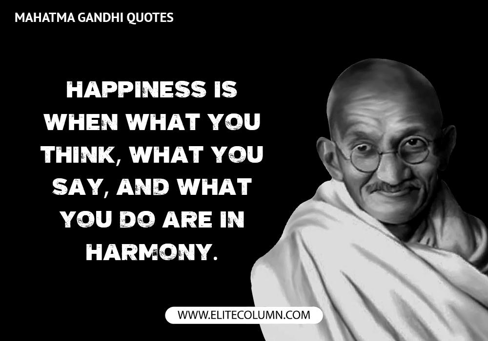 Mahatma Gandhi Quotes (8)