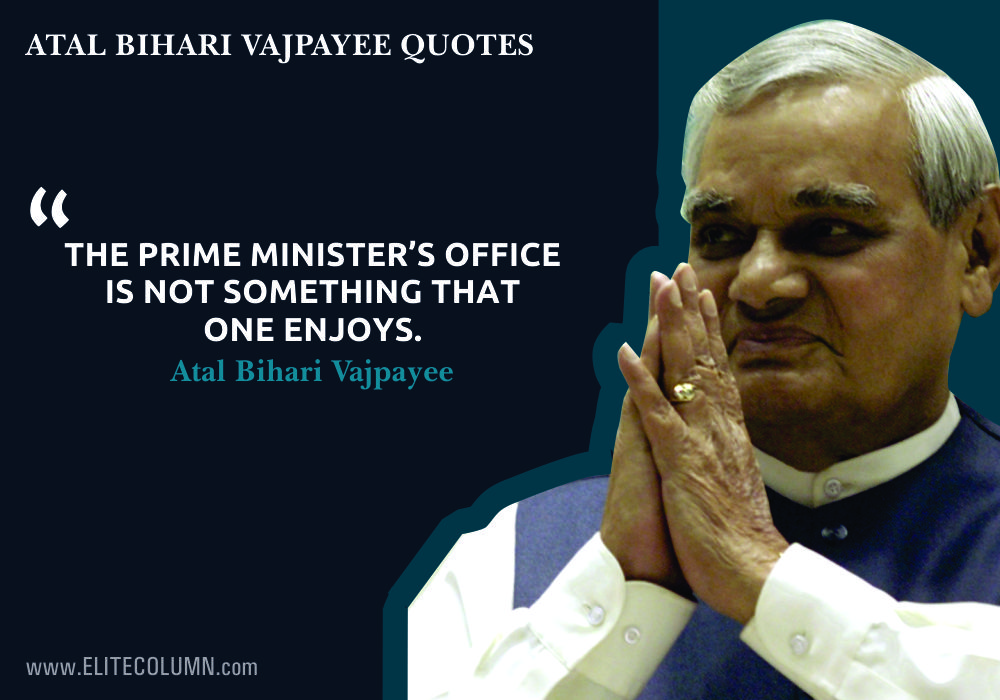 Atal bihari Vajpayee Quotes (12)