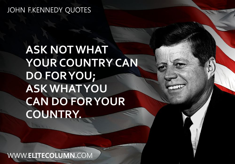 John F.Kennedy Quotes (2)