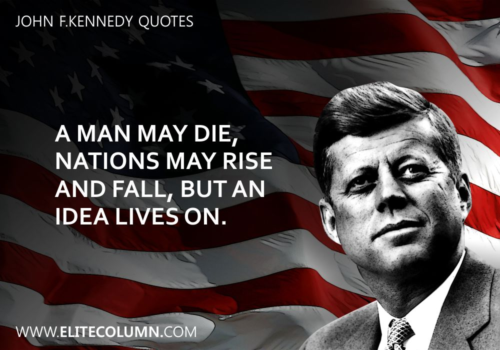 John F.Kennedy Quotes (4)