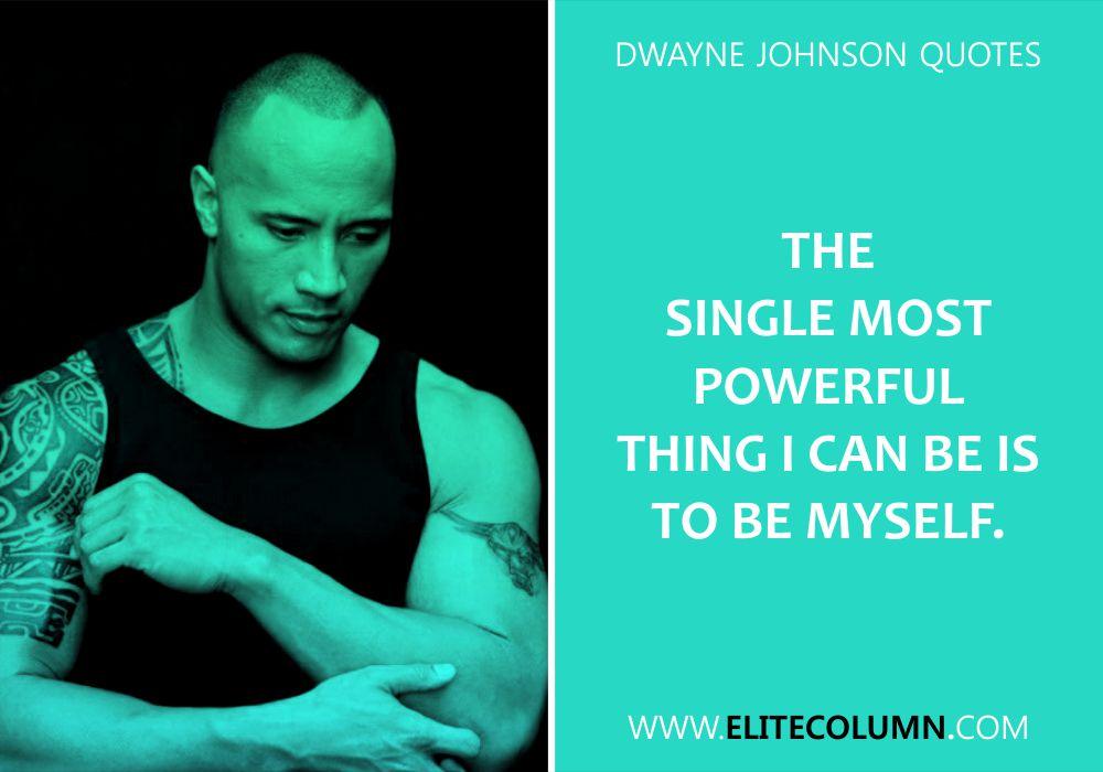 Dwayne Johnson Quotes (1)