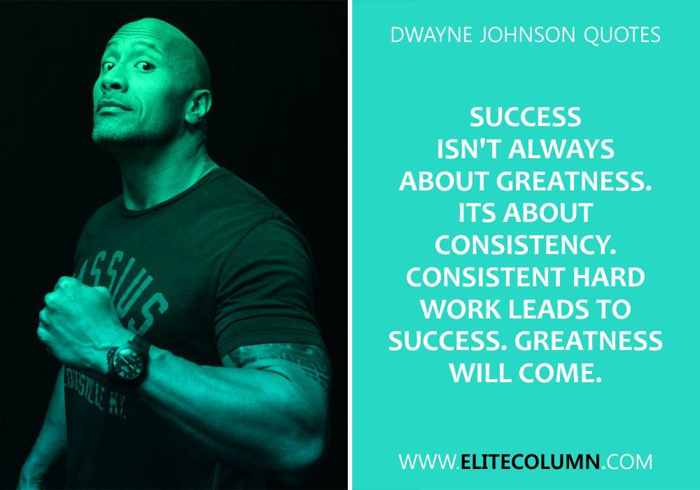 Dwayne Johnson Quotes (2)