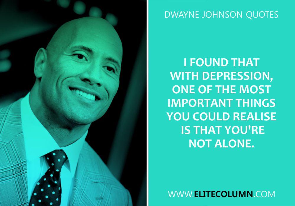 Dwayne Johnson Quotes (4)