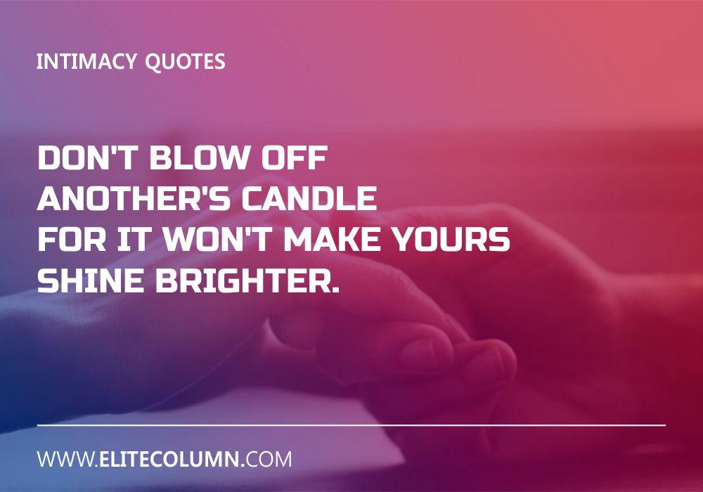 Intimacy Quotes (6)
