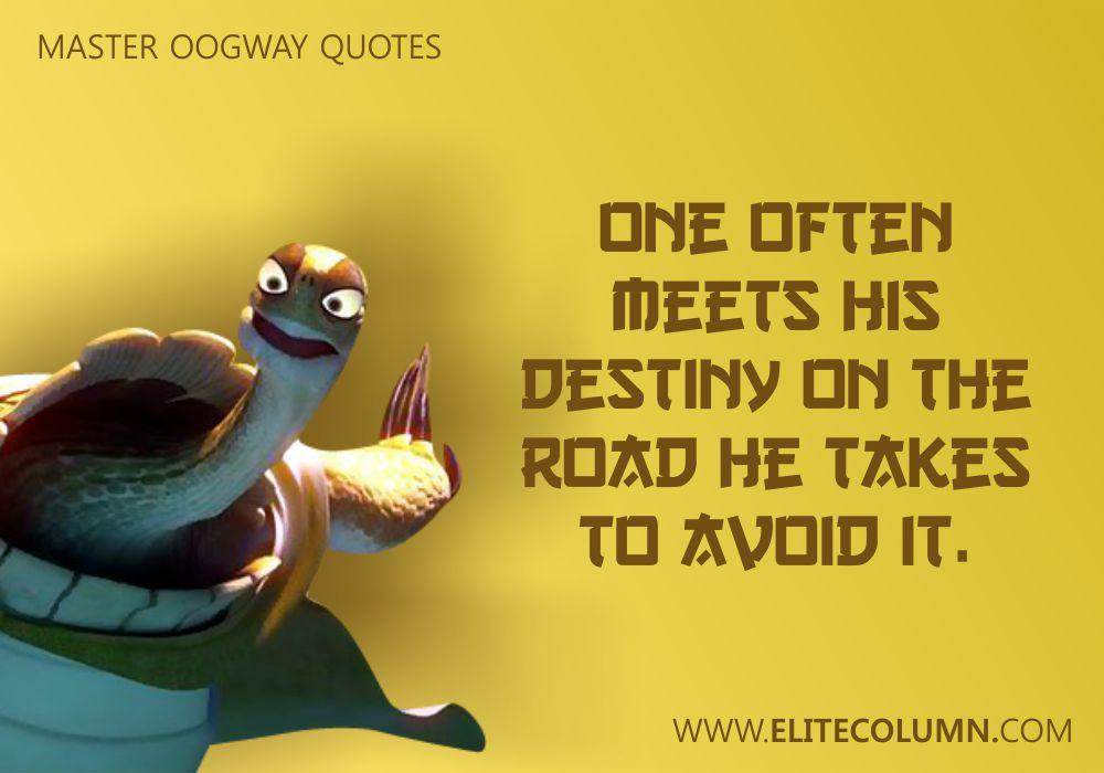 Master Oogway Quotes (4)