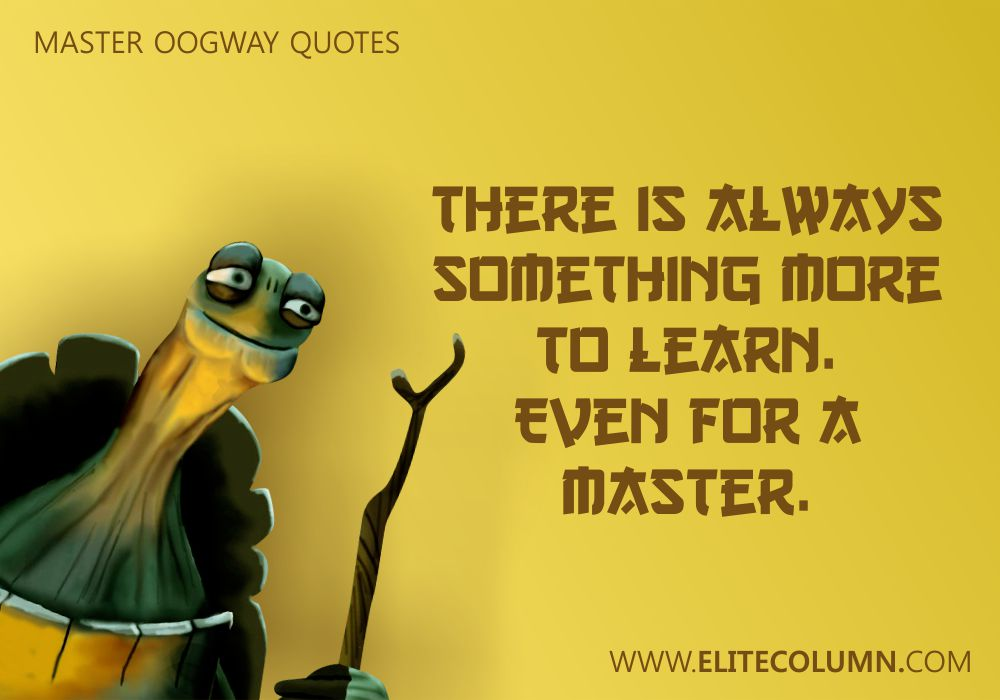 Master Oogway Quotes (5)