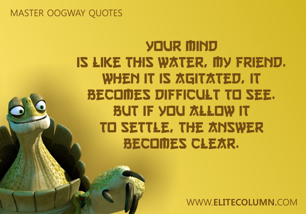 Master Oogway Quotes (8)