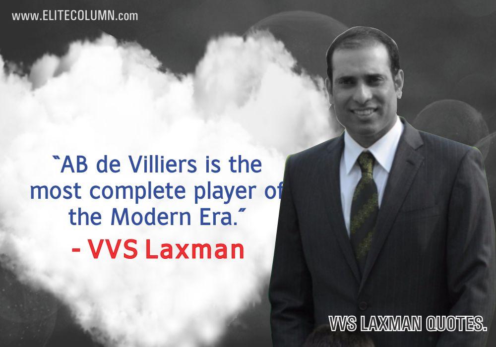 VVS Laxman Quotes (3)