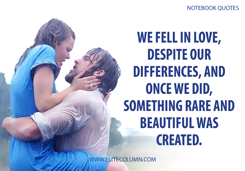 The Notebook Quotes (5)