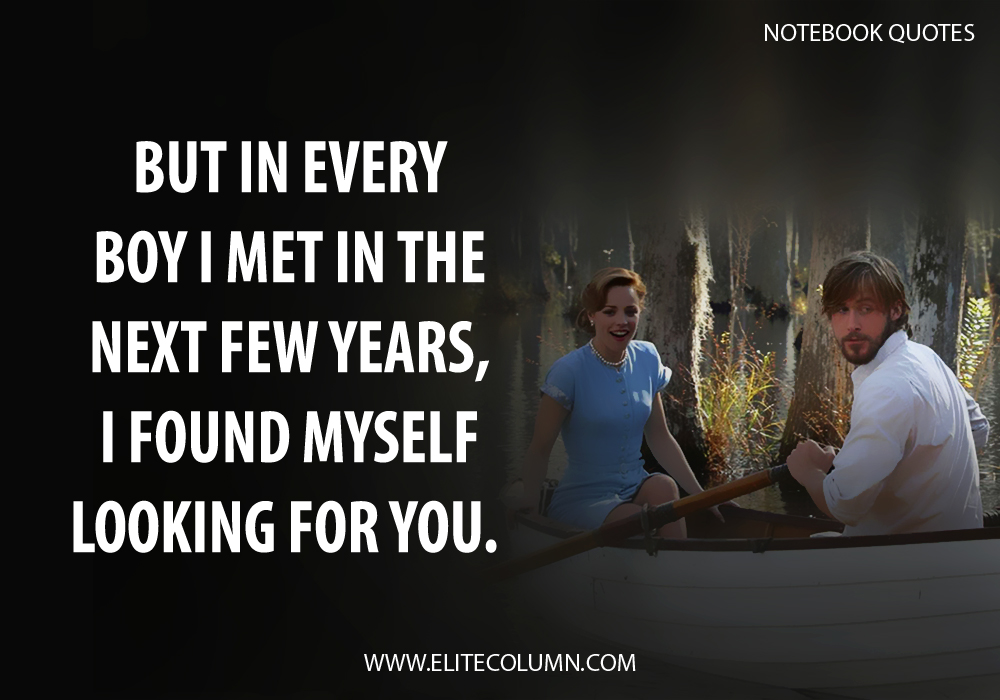 The Notebook Quotes (8)