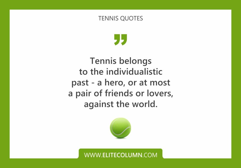 Tennis Quotes (10)