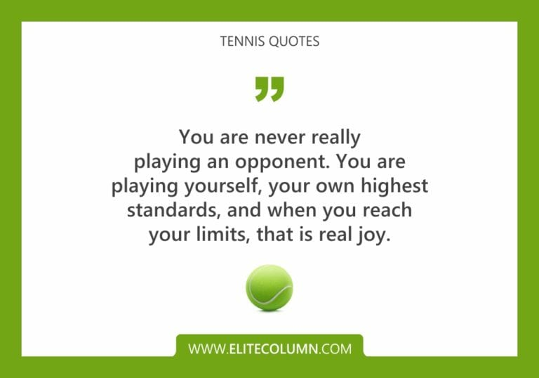 30 Tennis Quotes That Will Inspire You