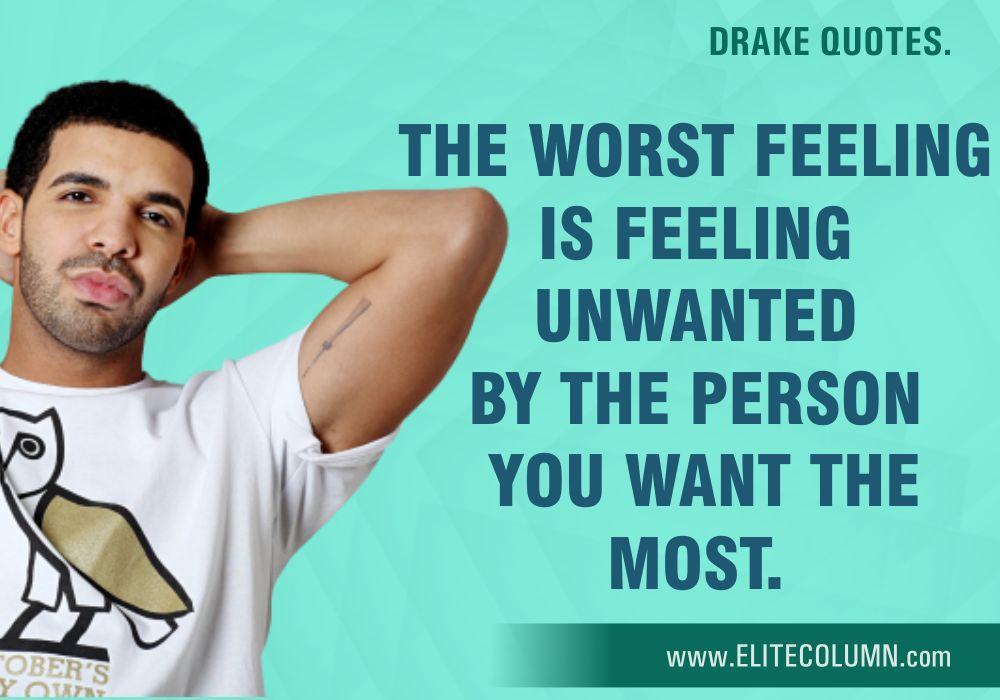 Drake Quotes (11)