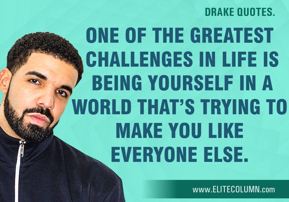 Drake Quotes (8)