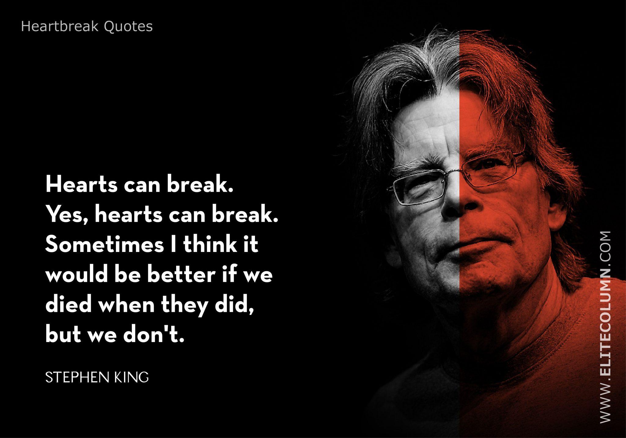 Heartbreak Quotes (5)