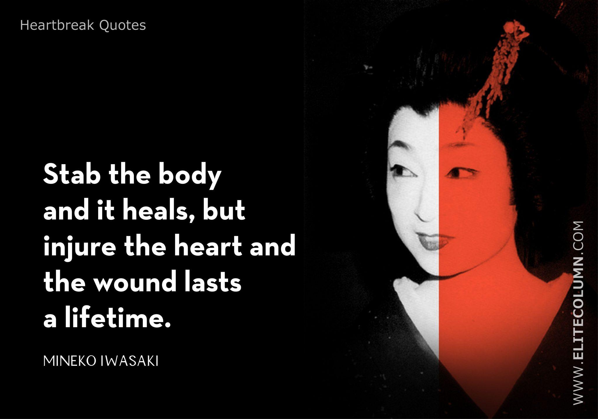 Heartbreak Quotes (9)