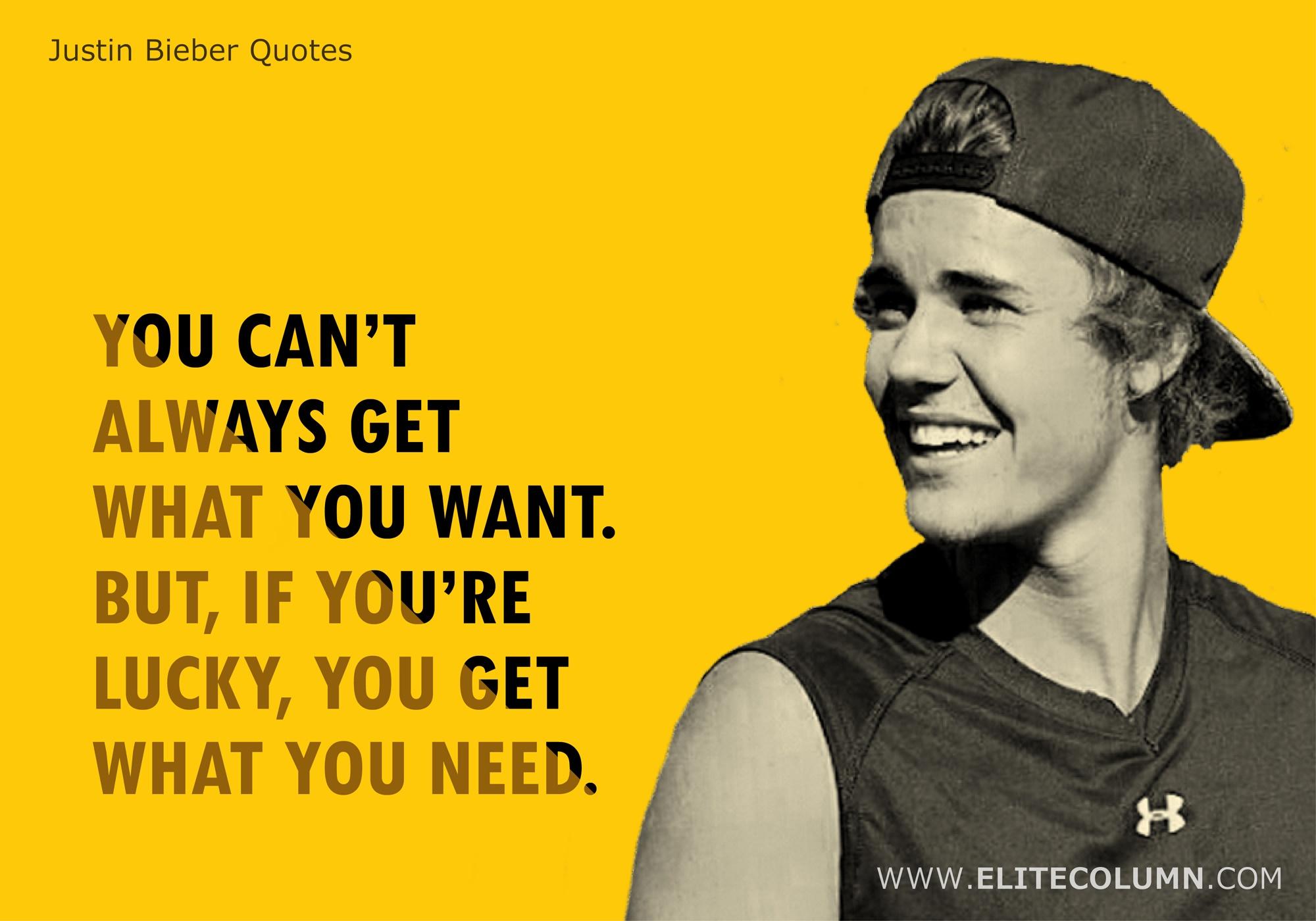 Justin Bieber Quotes (12)