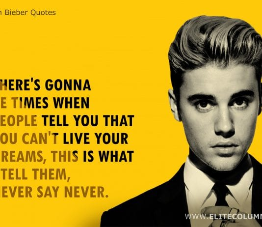 Justin Bieber Quotes (6)