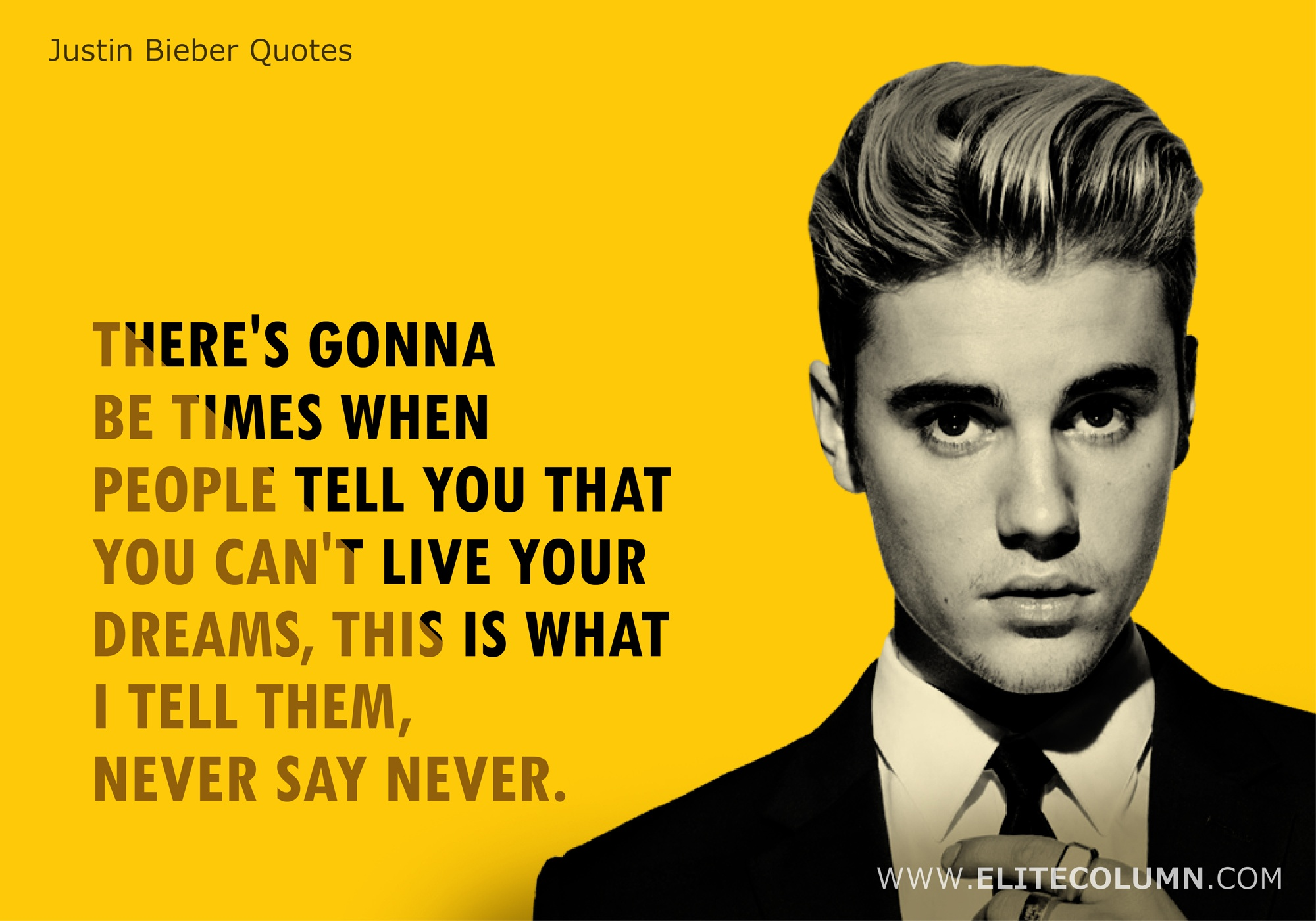 Justin Bieber Quotes (6)