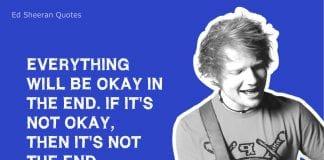 Ed Sheeran Quotes (11)
