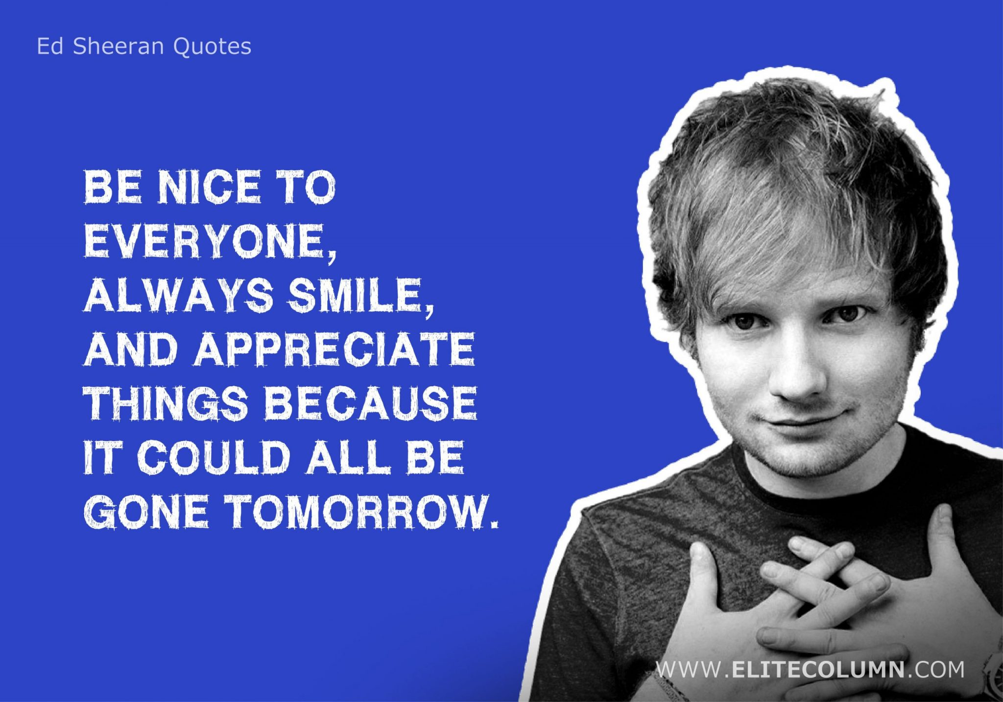 Ed Sheeran Quotes (13)