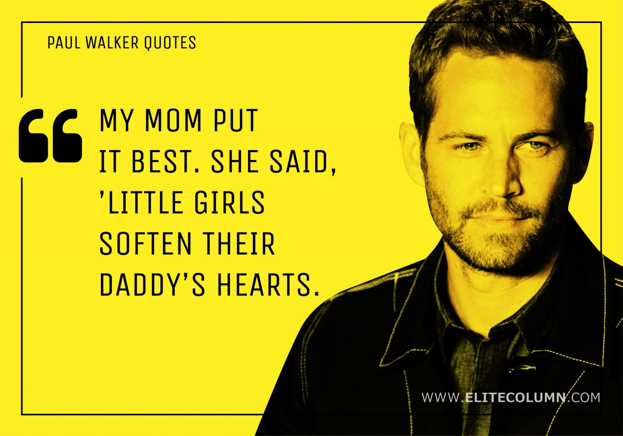 Paul Walker Quotes (2)