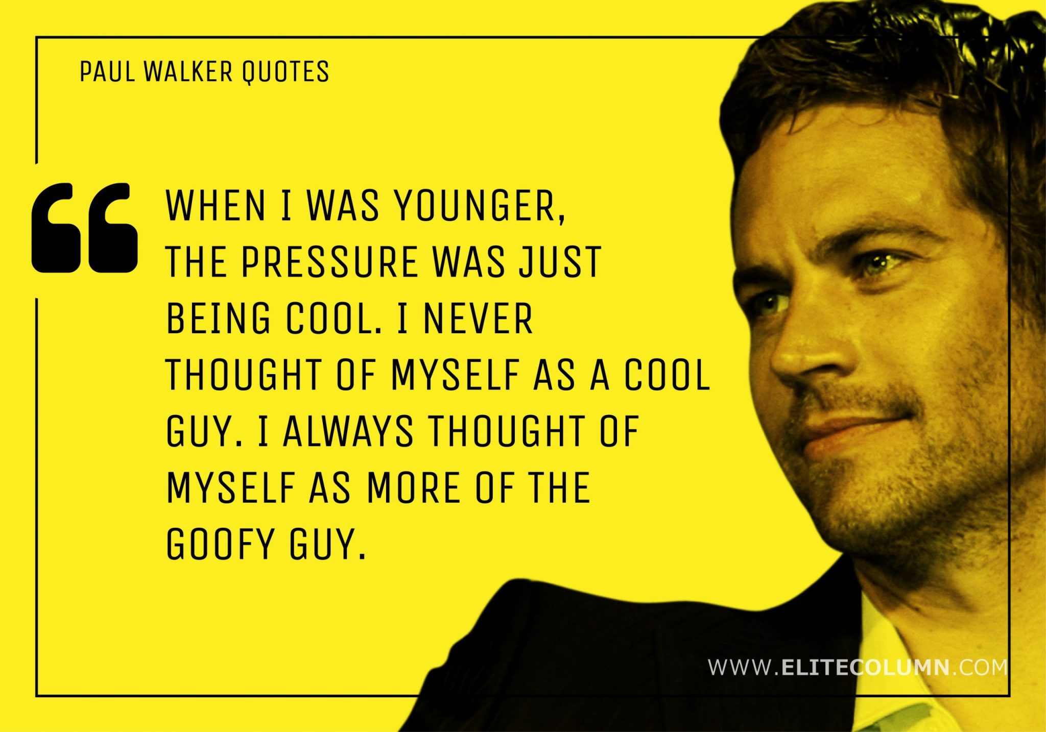 Paul Walker Quotes (3)