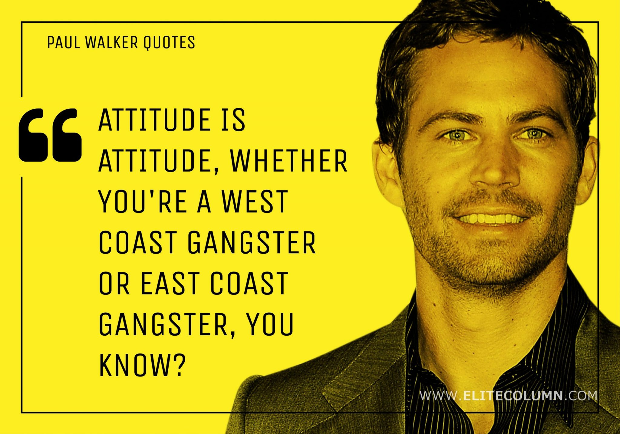 Paul Walker Quotes (4)