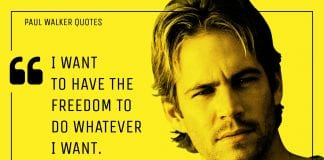 Paul Walker Quotes (6)