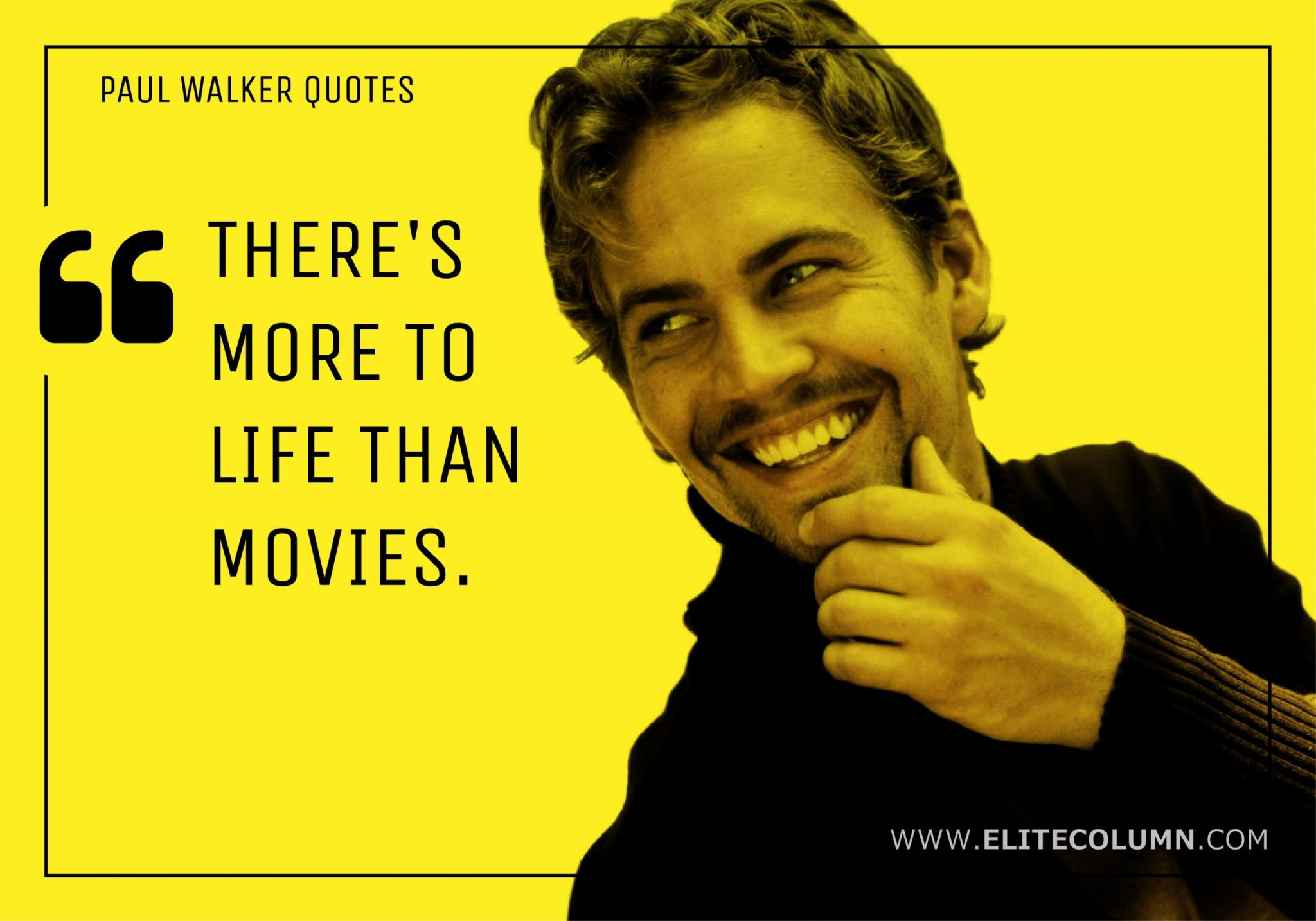 Paul Walker Quotes (8)