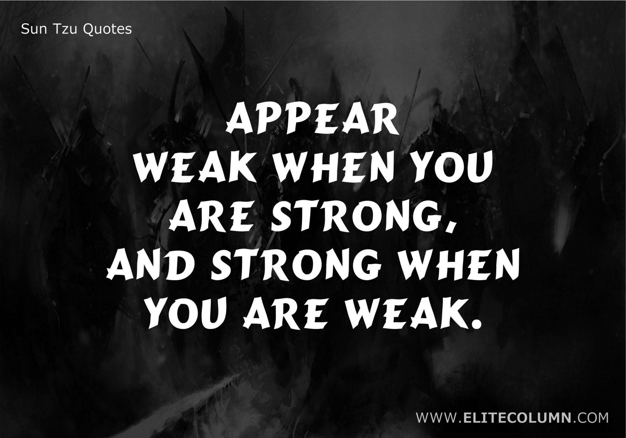 Sun Tzu Quotes (1)