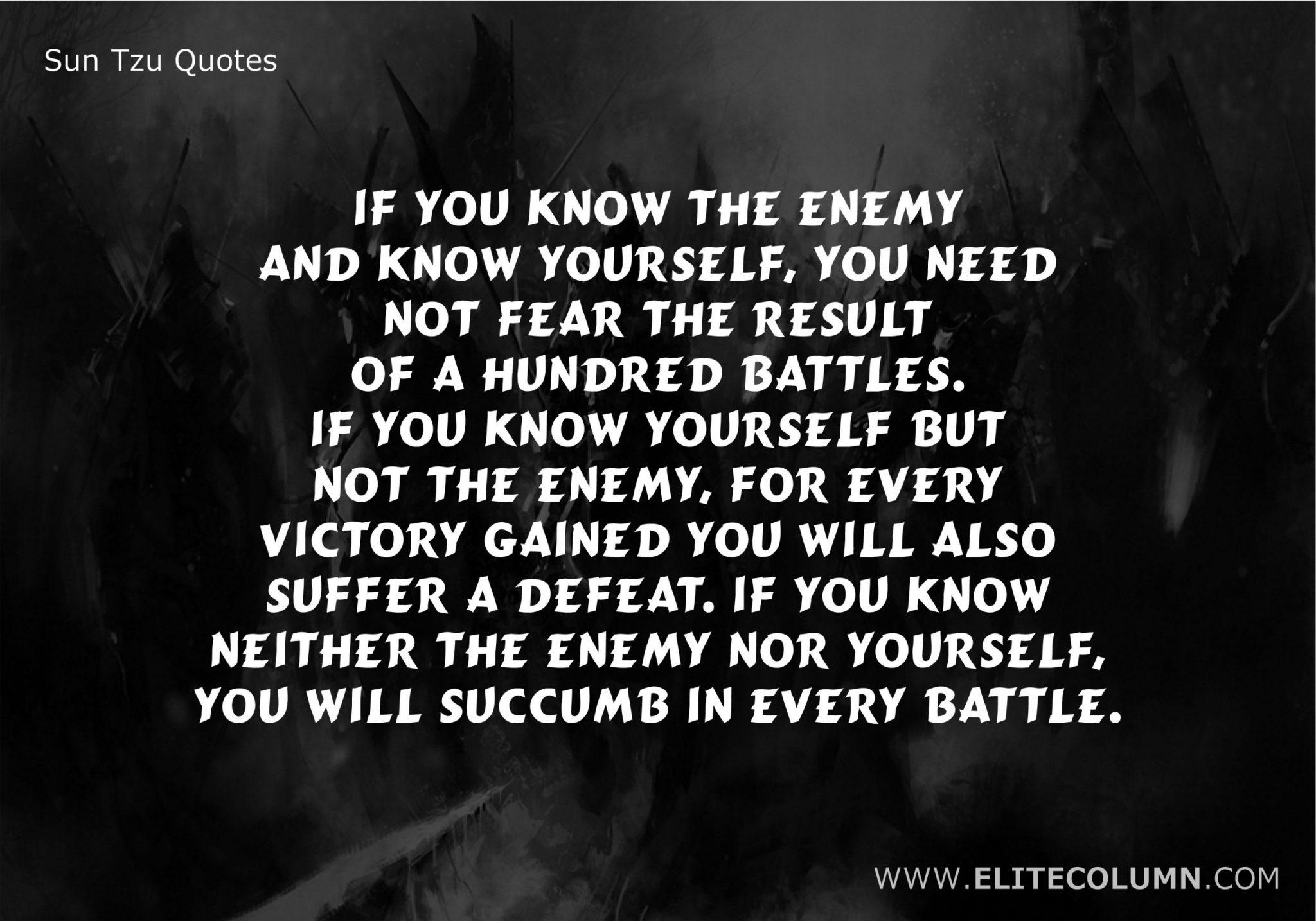 Sun Tzu Quotes (4)