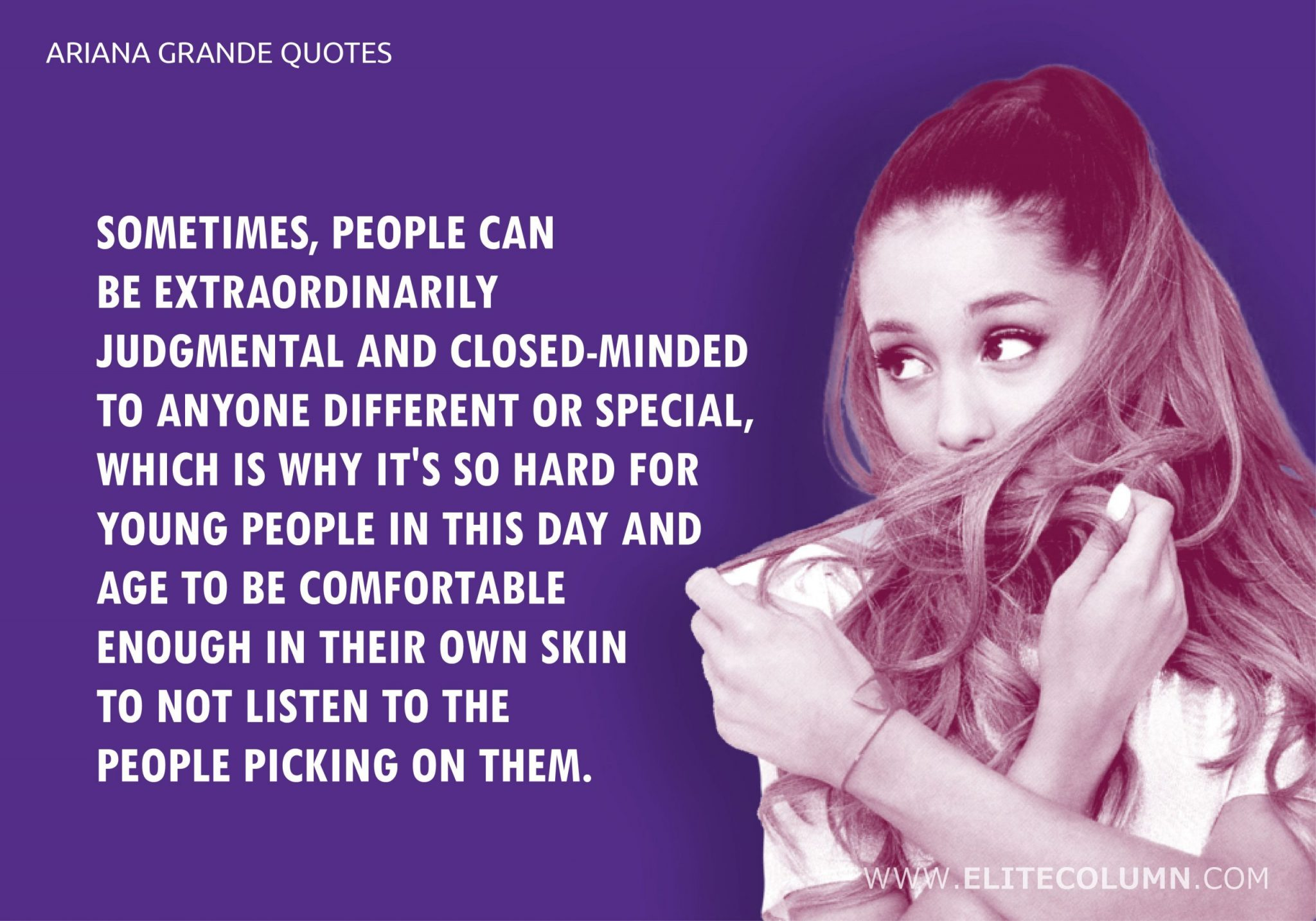 Ariana Grande Quotes (10)